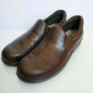 SAS Brown Loafers Size 7.5M